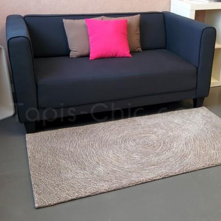 Tapis Colour in Motion Beige et marron clair par Esprit Home rectangulaire, carré ou rond