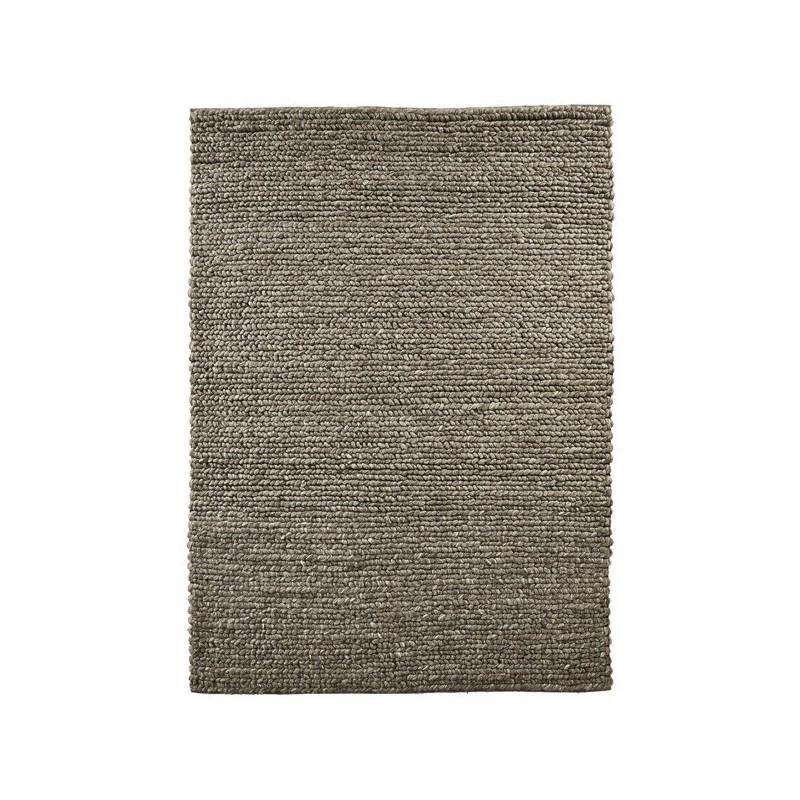 Tapis naturel en laine Bloom par Home Spirit
