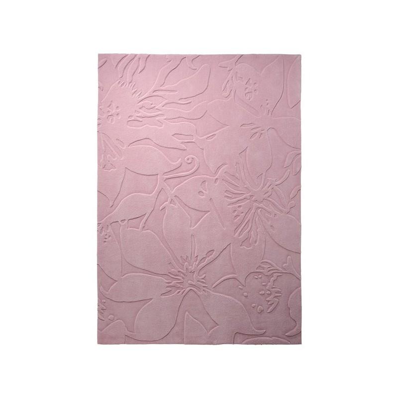 Tapis Rose Pastel Lily par Esprit Home