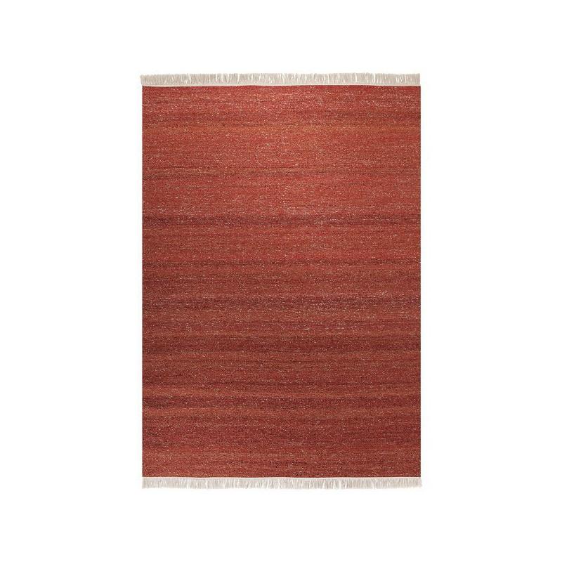 Tapis Tissé Main Blurred Rouge par Esprit Home