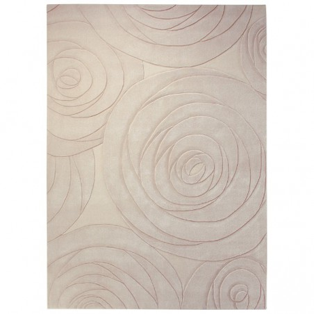 Tapis Carving Art Beige par Esprit Home