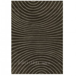 Tapis chocolat design - Couleurs classiques - Tapis Chic