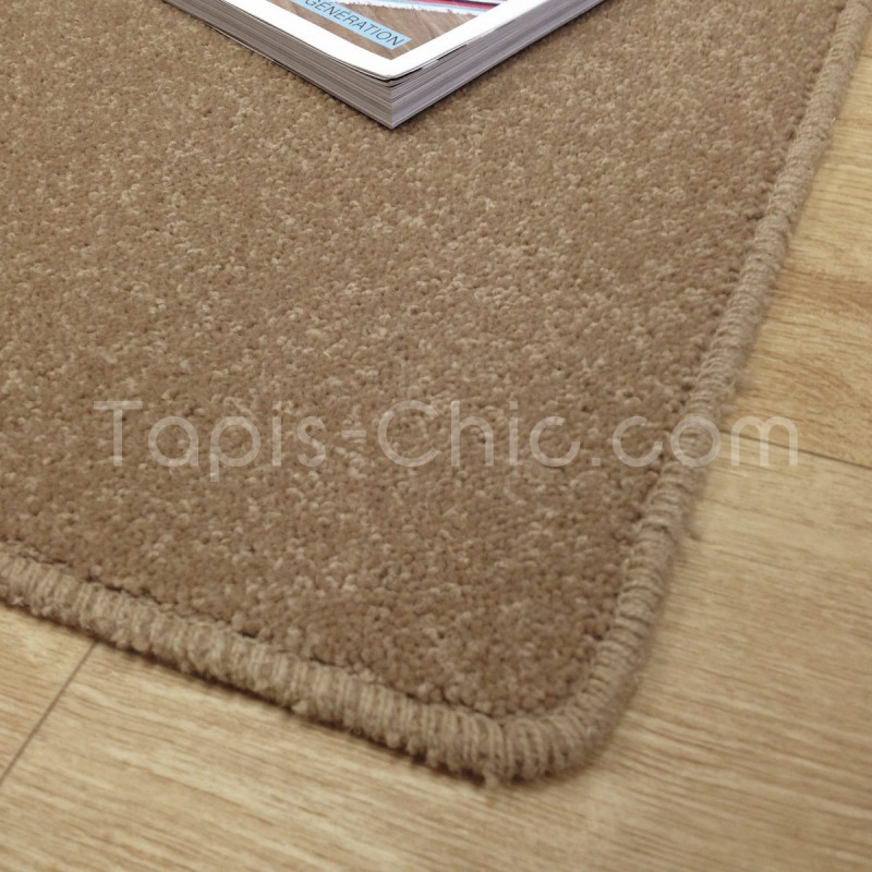 Tapis sur-mesure York Wilton Beige Tapis Chic Collection