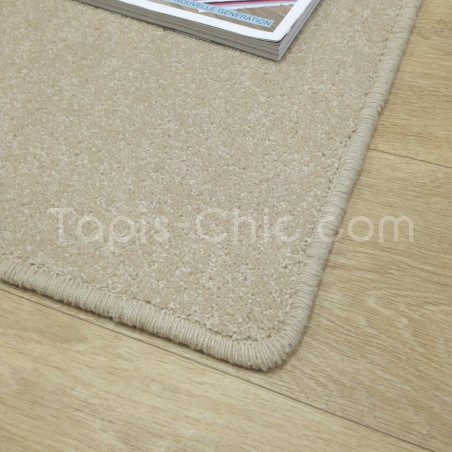 Tapis sur-mesure York Wilton Beige Clair Tapis Chic Collection