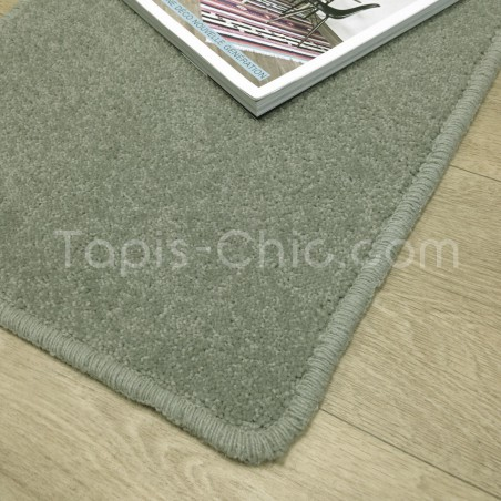 Tapis sur-mesure York Wilton Bleu Vert Tapis Chic Collection