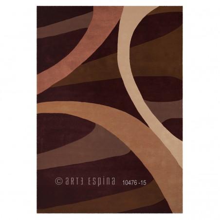 Tapis Moderne Brownies par Arte Espina