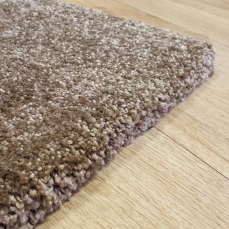 Echantillon du tapis de salon beige sur-mesure par Tapis Chic Collection