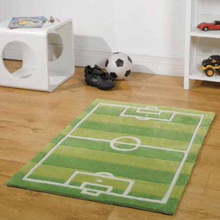 Tapis enfant Football par Tapis Chic Collection