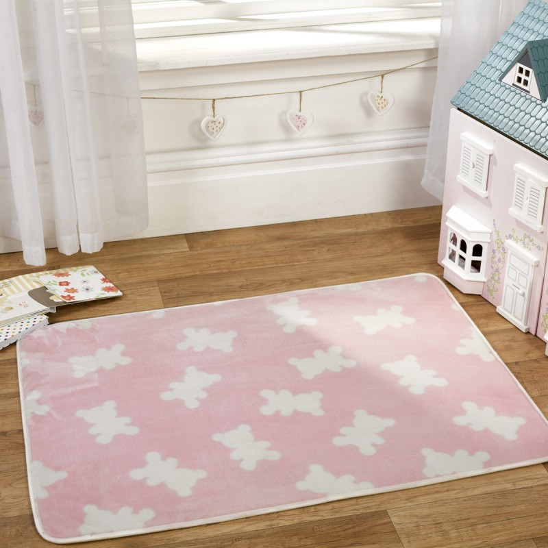 Tapis Bebe Oursons Par Tapis Chic Collection
