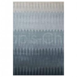 Tapis Design Bleu Acacia