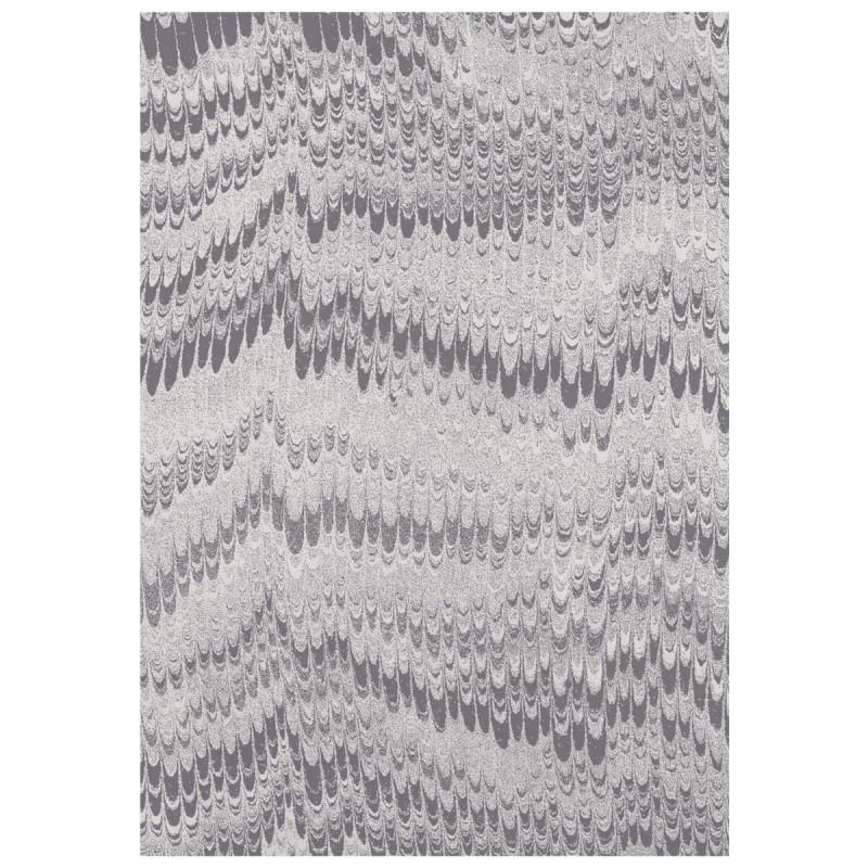 tapis de salon peacok gris par edito. Black Bedroom Furniture Sets. Home Design Ideas