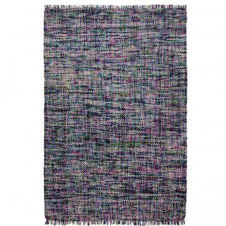 Tapis de salon multicolore Purl par Esprit Home