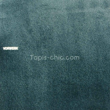 Tapis sur mesure Bleu Foncé gamme Safira par Vorwerk