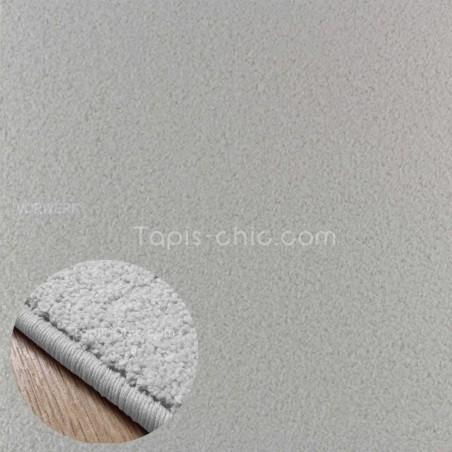 Tapis sur mesure Blanc gamme Larea par Vorwerk