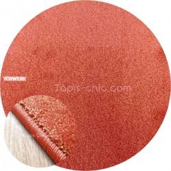 Tapis orange design - Couleurs vives - Tapis Chic