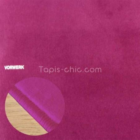 Tapis sur mesure Fushia par Vorwerk gammeModena