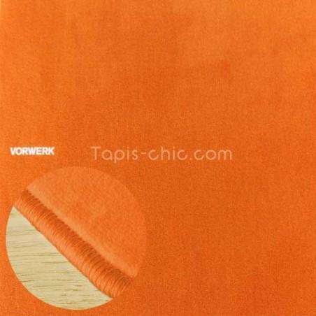 Tapis sur mesure Orange par Vorwerk gammeModena