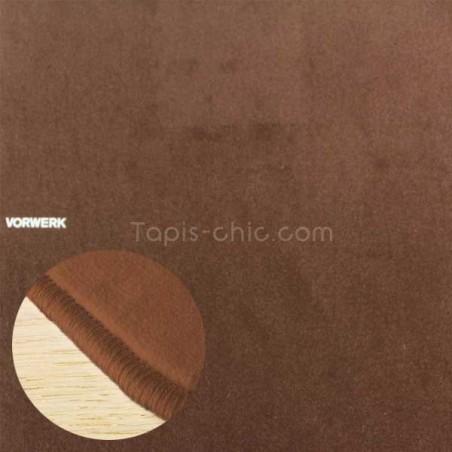 Tapis sur mesure Marron par Vorwerk gammeModena
