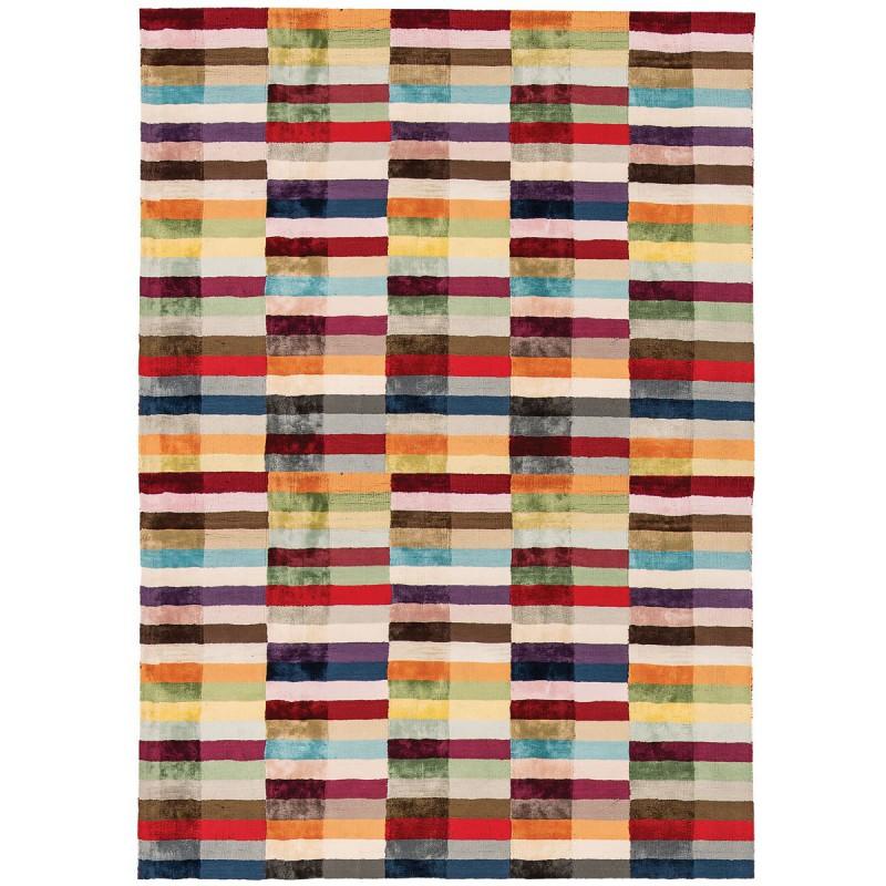 Tapis de salon Switch Multicolore par Joseph lebon