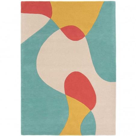 Tapis de salon Medley Bright par Joseph Lebon