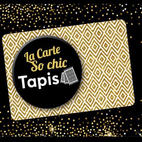 Carte Cadeau par Tapis Chic - Bon d'Achat