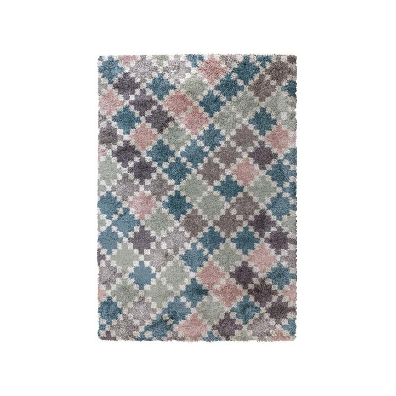 Tapis Berbère moderne Mosaik multicolore par Edito