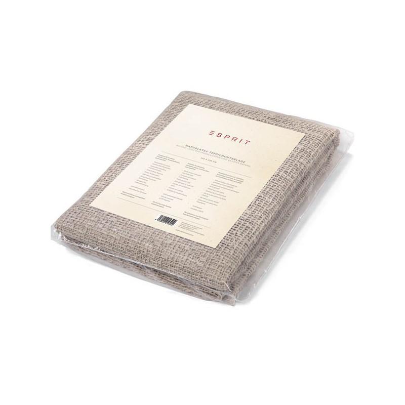 Antidérapant pour tapis en Latex naturel Esprit Home