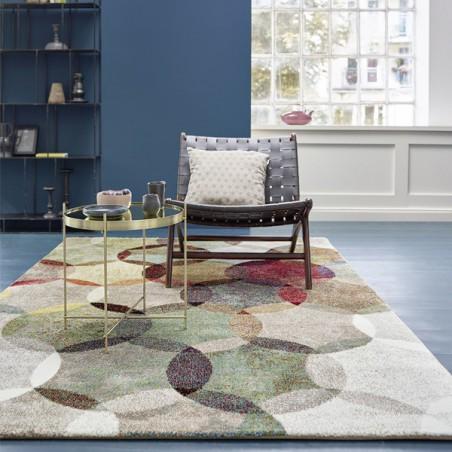 Tapis multicolore de salon Modernina par Esprit Home