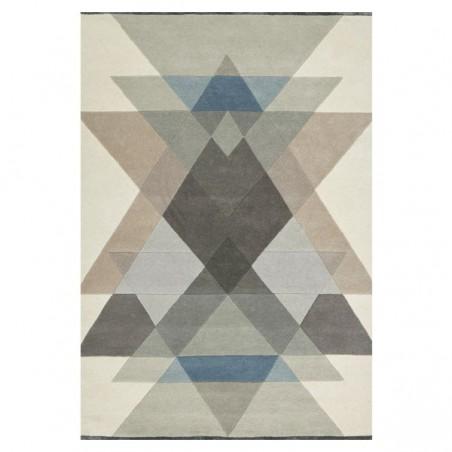 Tapis Design Freya Vert par Linie Design