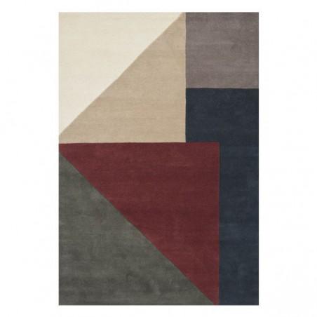 Tapis Design Arguto Combi par Linie Design