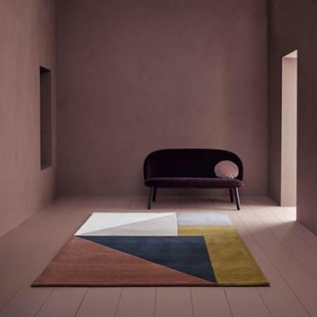 Tapis Design Arguto Multi par Linie Design