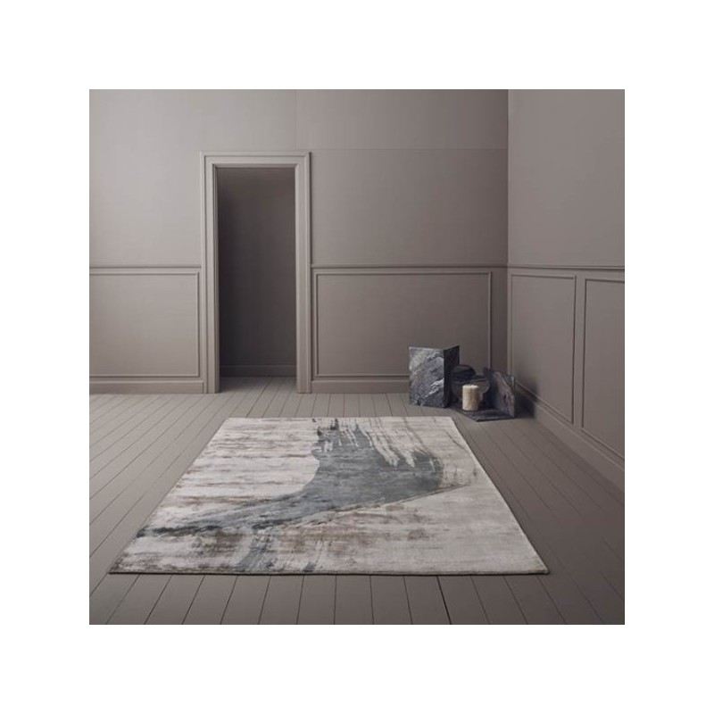 Tapis Design Pennello Stone par Linie Design