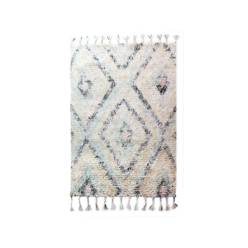 Tapis design Navajo pastel par Luxmi