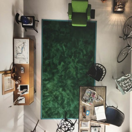 Tapis sur mesure Vert Foncé gamme Safira par Vorwerk