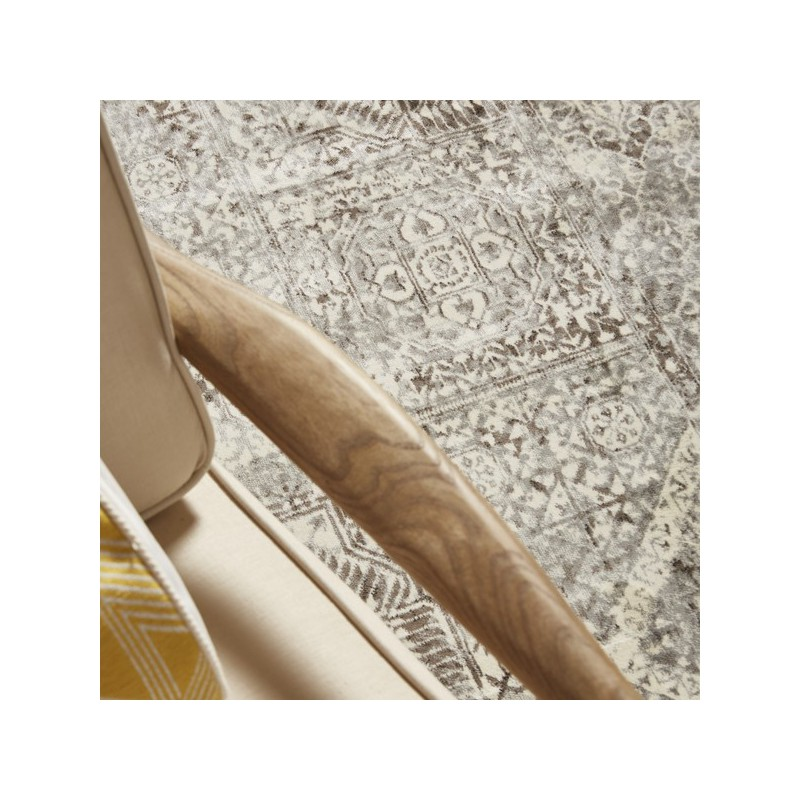 Tapis Design Mantoue Gris par Home Spirit