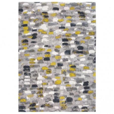 tapis de salon design Murano sunflower collection Romo par Louis De Poortere