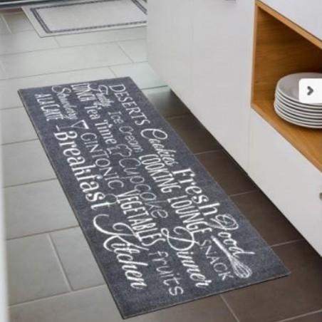 Tapis de cuisine lavable en machine Miabella breakfast par Tapis ...