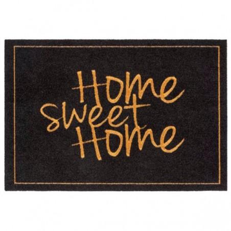 Tapis d'entrée lavable en machine Home sweet Home par Tapis Chic collection