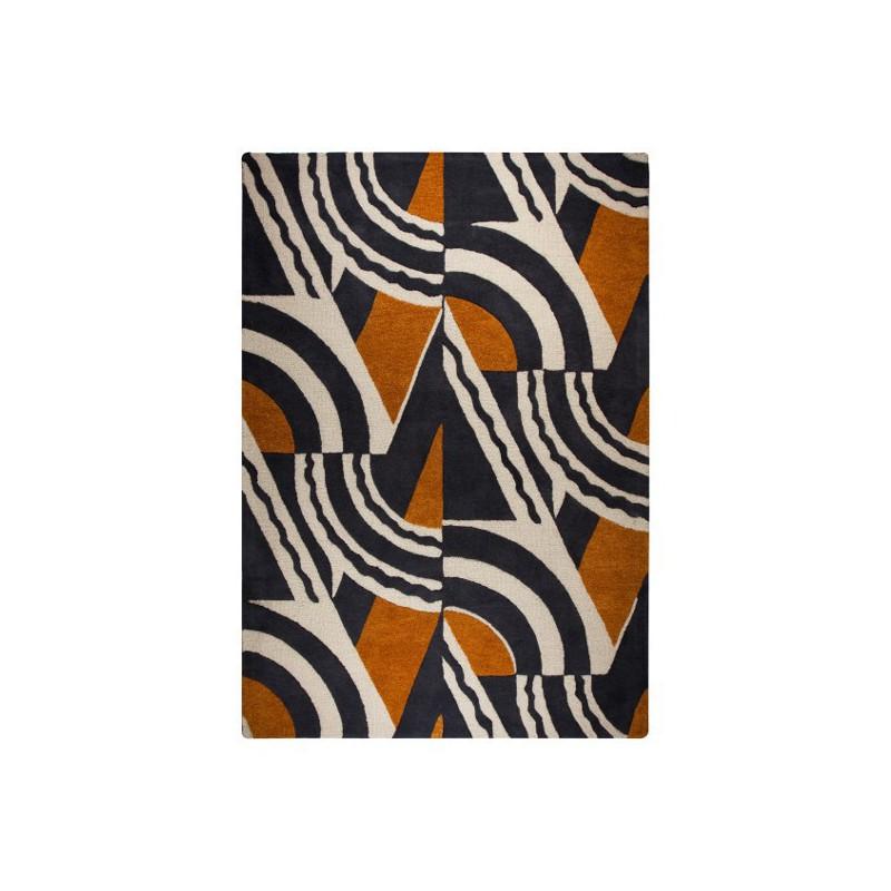Tapis design V&A Rhythm par Luxmi