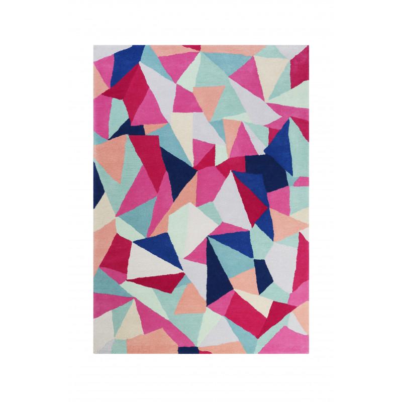 Tapis moderne Triangulum