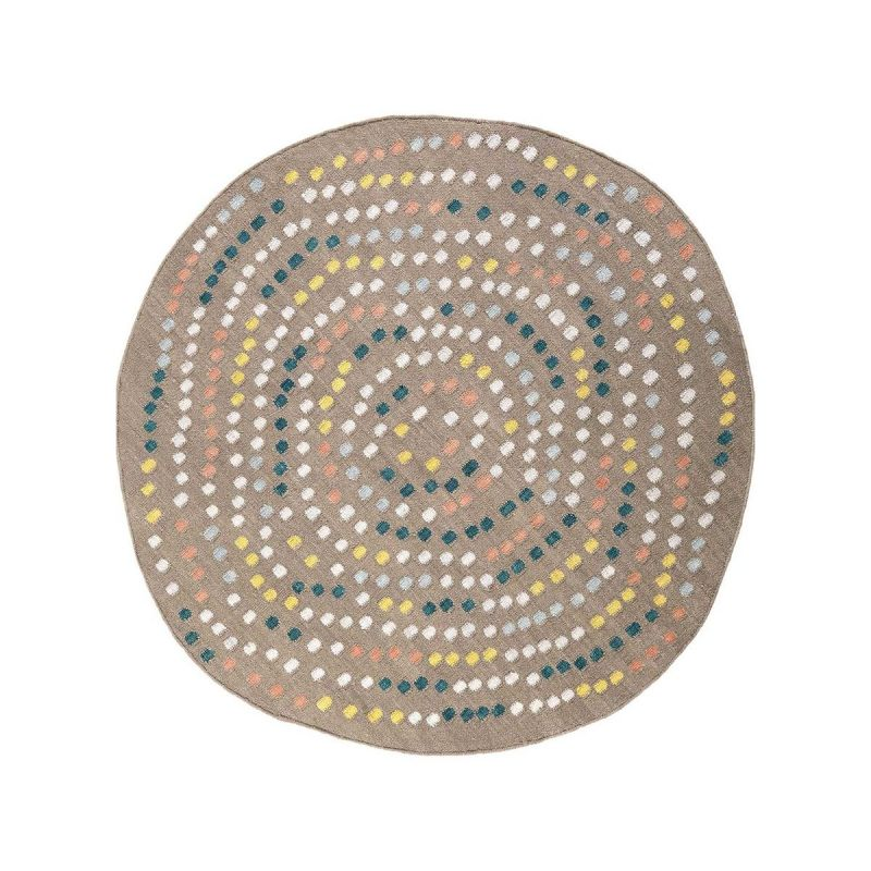 Tapis Moderne Opus Rond