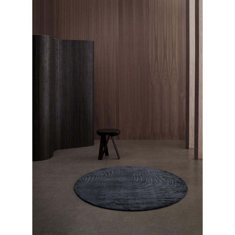 Tapis Design Anong noir