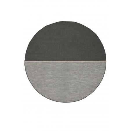 Tapis Design Magnetize gris