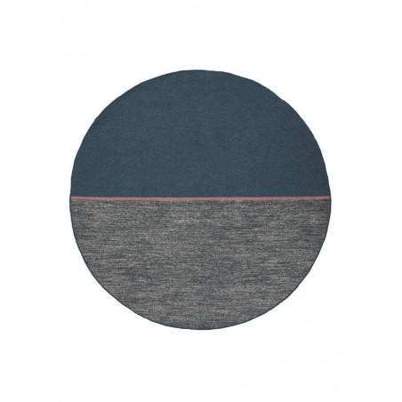 Tapis Design Magnetize bleu