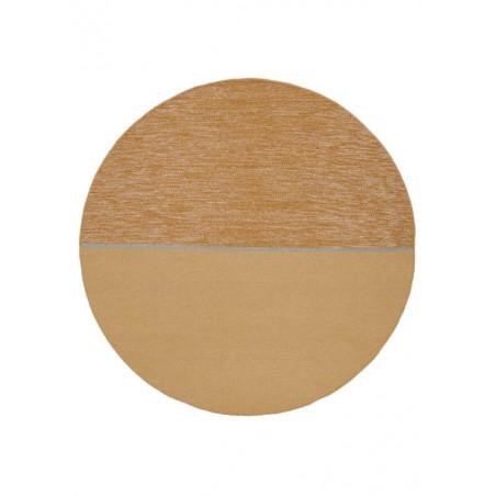 Tapis Design Magnetize ochre
