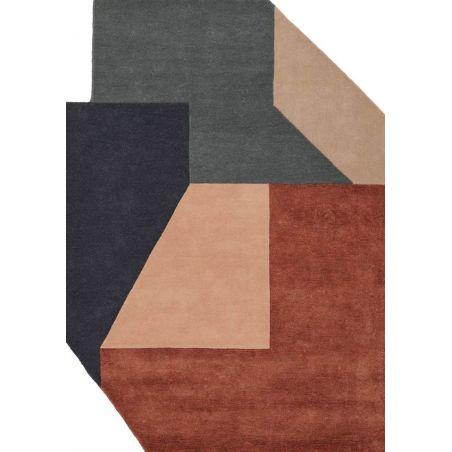 Tapis Design Alton multi