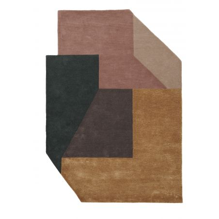 Tapis style scandinave design Alton Combi