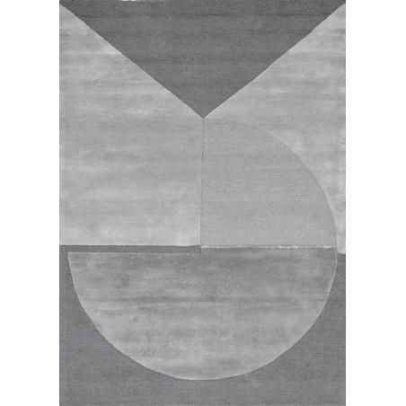Tapis Design Satomi anthracite