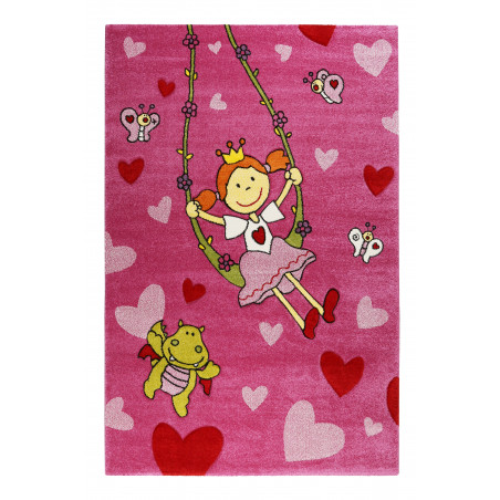 Tapis pour enfant Pinky Queeny