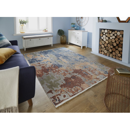 Tapis design Ivy Abstract